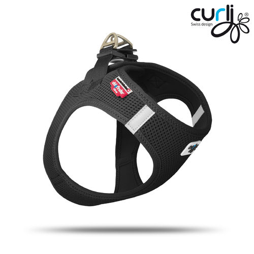 CURLI - Vest Harness Air Mesh - schwarz