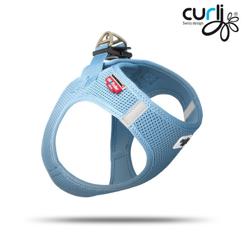 CURLI - Vest Harness Air Mesh - skyblue