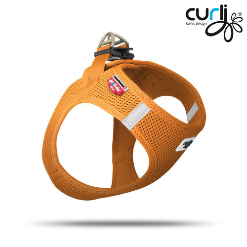 CURLI - Vest Harness Air Mesh - orange