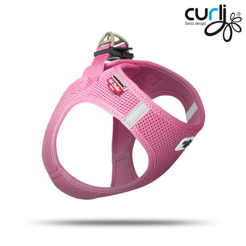 CURLI - Vest Harness Air Mesh - rosa