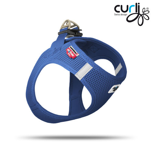 CURLI - Vest Harness Air Mesh - blue