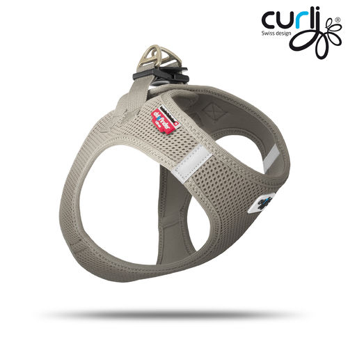 CURLI - Vest Harness Air Mesh - grau