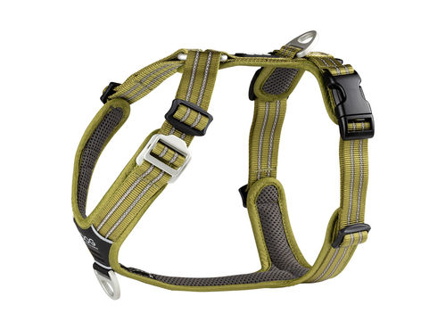 DOG COPENHAGEN - Geschirr Comfort Walk Harness Air - HUNTING GREEN